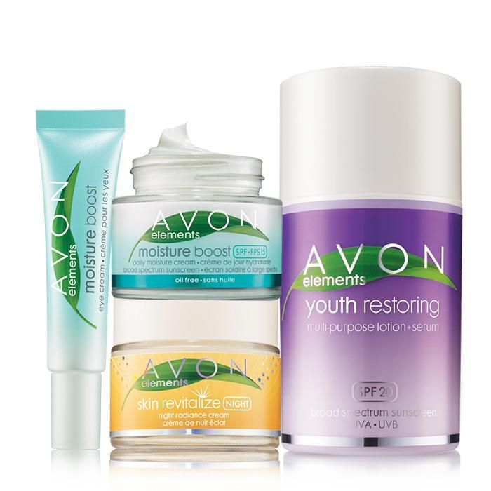Avon Skin Care: Skin Care Science Inspired By Nature