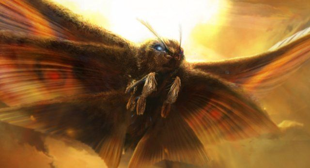 Godzilla 2 Monsters: First image of Mothra - Godzilla: King of the Monsters (2019) Movie News
