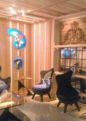 Expo AD intérieurs 2014 au musée des arts décoratifs de paris