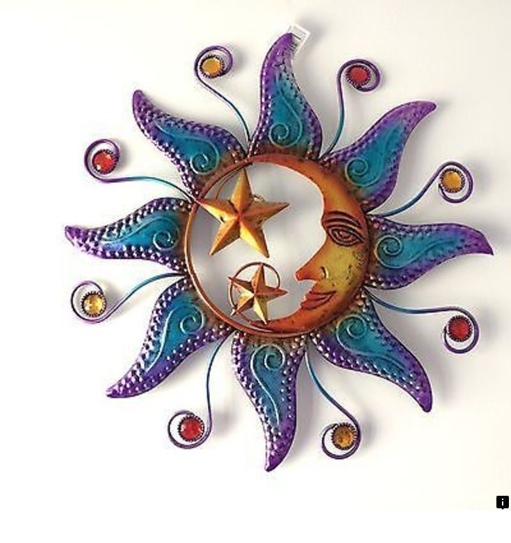 Read About Metal Leaf Wall Art Please Click Here For More The Web Presence Is Worth Checking Out Moon Art Metal Tree Wall Art Art