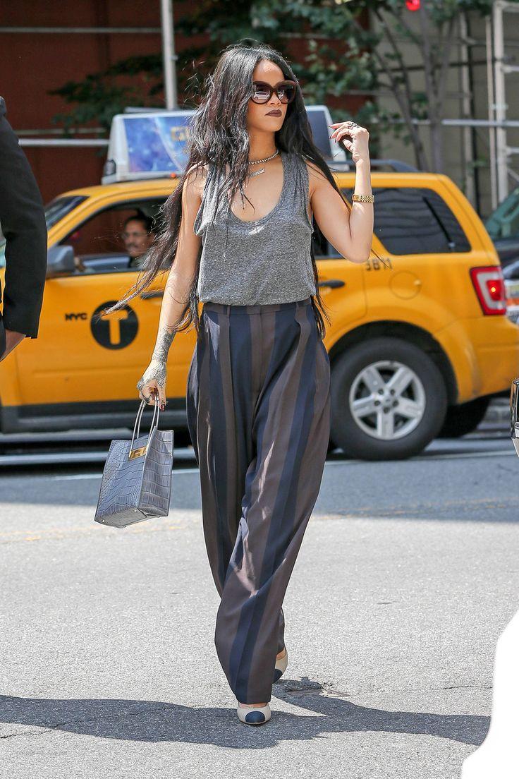 Rihanna | NYC 2014| STYLE | FASHION | M E G H A N ♠ M A C K E N Z I E