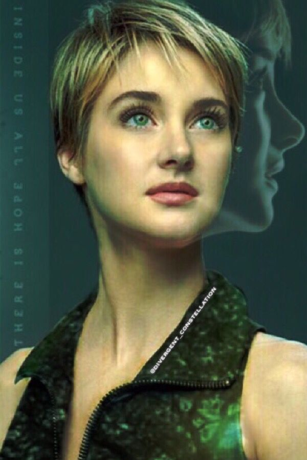 Tris prior fan made insurgent … | Pinteres…