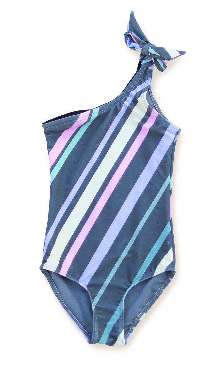 c3e994926834d TWEEN Charlotte - Striped One-Piece - $48 in 2019 | 2019 swim | Women's one  piece swimsuits, Swimsuits, Bikini photos