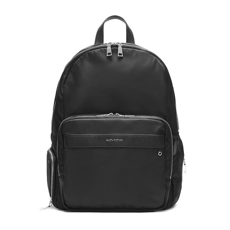 Fact + Fiction Lea Backpack, £125 (also available with gold zips)