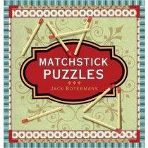 Book - Matchstick Puzzles