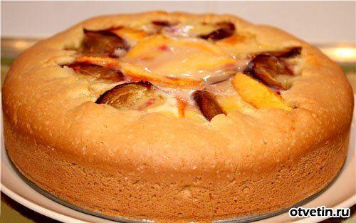 Как приготовить пирог с смородиной