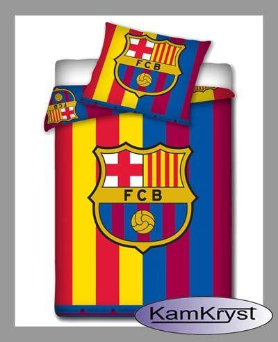 Bedding FC Barcelona 140x200cm | Pościel FC Barcelona 140x200cm