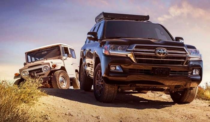 2021 Toyota Land Cruiser 300 Series Toyota Landcruiser 300 Series To Be Just Six Cylinder Four Pot And V8 Oil Burner In 2020 Toyota Land Cruiser Land Cruiser Toyota