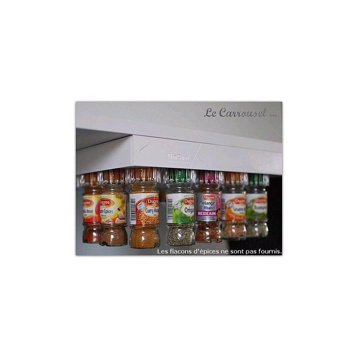 Le Carrousel by WINCHEF - Carrousel à épices: Amazon.fr: Cuisine & Maison