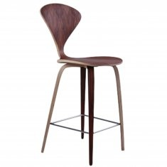 Norman Cherner Style Bar Stool