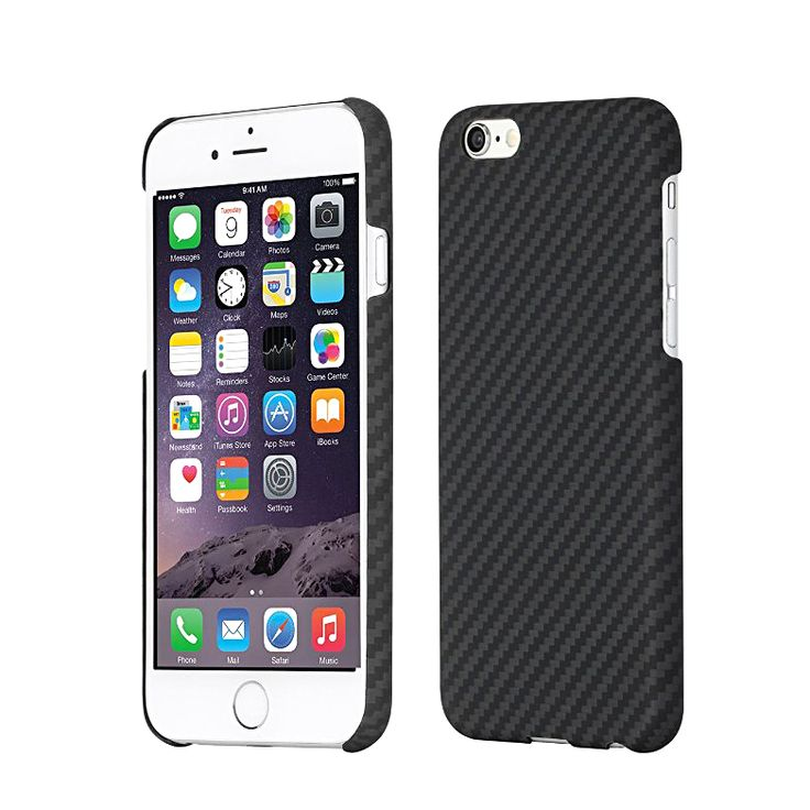 LEAPCOVER® Premium Aramid Fibers (Bullet Proof Material) Durable Lightest Thinnest High Quality Phone Case for iPhone 6/6s (4.7 Inches)