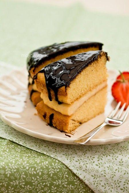 La torta crema di Boston