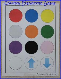 136 best teaching colors in preschool and kindergarten images on pinterest - Kindergarten Color Games