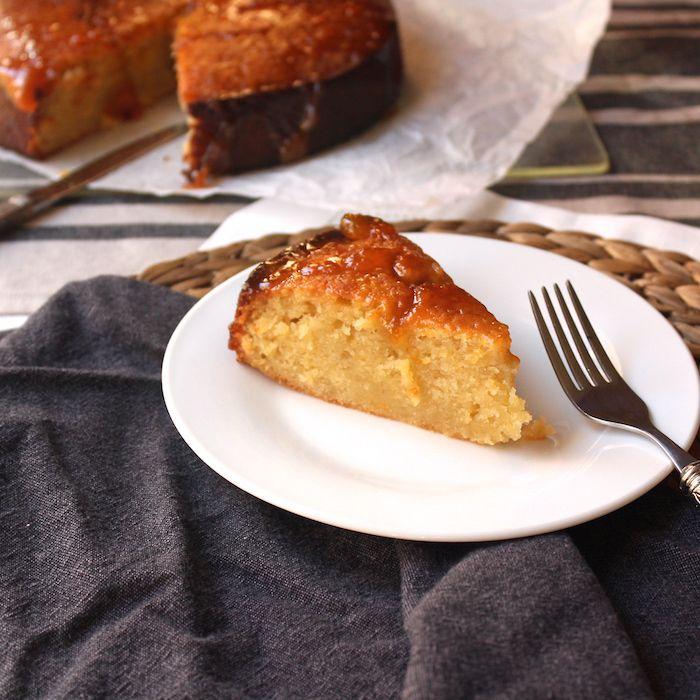 Lemon Brandy Cake