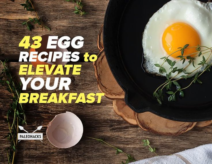 43 Egg Recipes to Elevate Your Breakfast