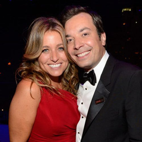 Wait, what?! Jimmy Fallon is now a dad of two! The Tonight Show host and wife Nancy Juvonen have...