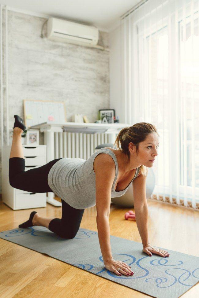 Schwangerschaftsgymnastik: 9 gezielte Übungen zum Entspannen und Wohlfühlen   – übungen