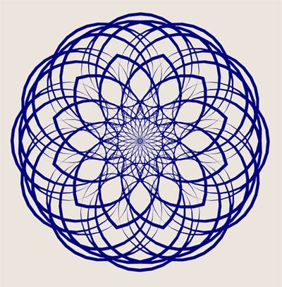 Unity is represented by variations and repetitions of circles. Principles  Of DesignElements ...