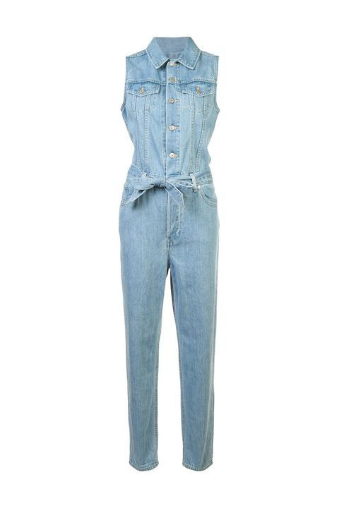 1c0230eac979 The Best Denim Jumpsuits of 2018 - 15 Ways to Make The Denim Jumpsuit Work  for