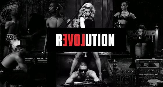 Madonna lancia Art for freedom, un progetto contro il femminicidio.