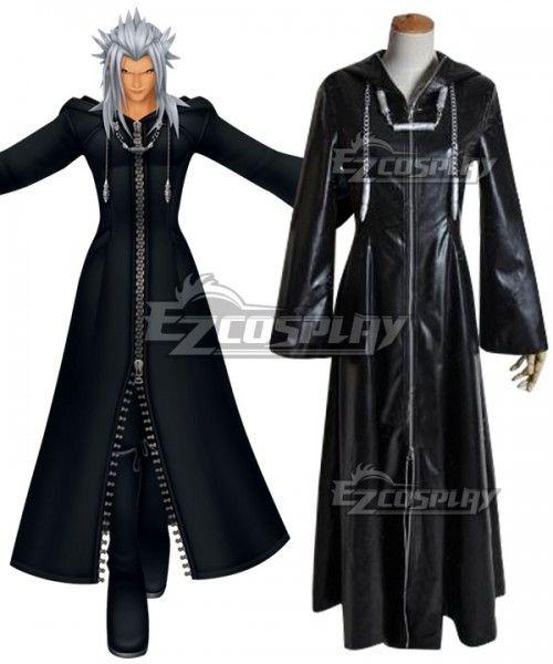 Kingdom Hearts Organization Xiii S Demyx Roxas Xemnas Cosplay