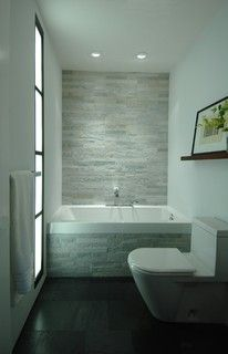 California Cool in the Castro-Bathroom - modern - bathroom - san francisco - by Mark Brand Architecture