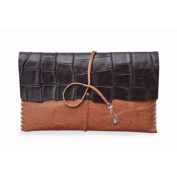 Gerçek Deri Tasarım El Çantası Açık/Koyu kahverengi el çantası, %100 gerçek deriden üretilmiştir, el yapımı. Güvenli alışveriş, taksit seçenekleri ve kapıda ödeme imkanı. Kargo bedava. http://www.kedivekedi.com/Gercek-Deri-Tasarim-El-Cantasi,PR-62.html