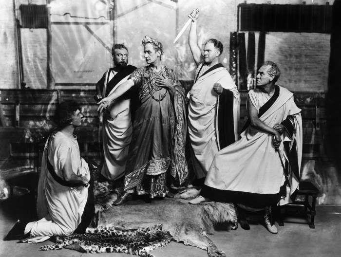 Giulio Cesare di Shakespeare