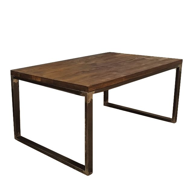 Журнальный стол Bruklin Coffee Table #эксклюзив от компании @woodinteriaru #woodinteria #loft #loftstyle #loftindustrial #lofttable #столвстилелофт #столмассив #винтаж #мебельназаказ #брутальныйстол