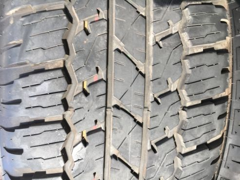 Bridgestone Dueler 265/65/17 | | Tyres and Wheels | 67220722 | Junk Mail Classifieds