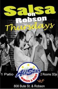 Thursday Salsa Vancouver