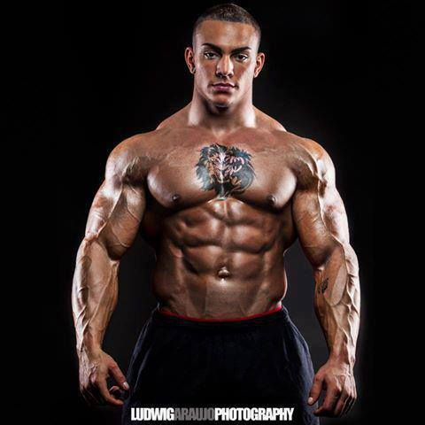 #Bodybuilder #Tattoo | Bodybuilding/Tattoo & Body Art