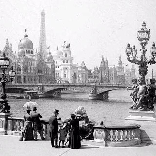 Victorian era Paris