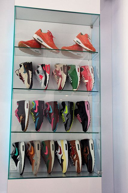 Nike Air Collection.: Sneakers Collection, Fashion, Shoes Display, Nikes Airmax, Christmas, Nikes Air Max, Styles, Sneakers Closet, Kicks