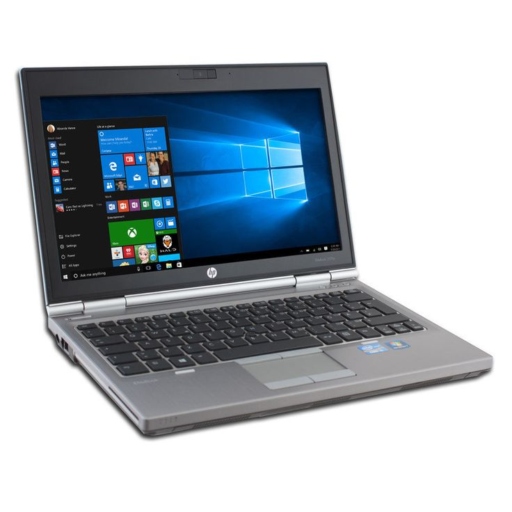 HP Elitebook 2560p Core i7 4GB RAM 320GB HDD 12 UMTS Windows 10 Pro Notebook in Computer, Tablets & Netzwerk, Notebooks & Netbooks, PC Notebooks & Netbooks | eBay!