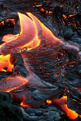 Hawaiian Lava Flow | Hawaiian Lava Daily Blog