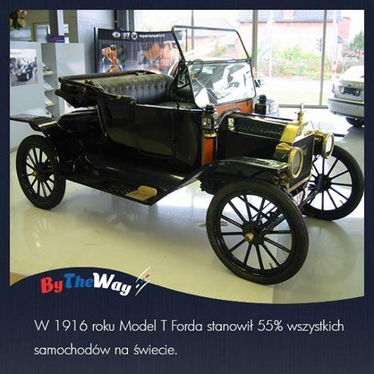 Model T Forda to pierwszy produkowany seryjnie samochód. Henry Ford projektując go założył, że ma być tani i prosty w budowie. To właśnie ten samochód przyczynił się do pojawienia pierwszych wspólnych przejazdów – Jitneys.