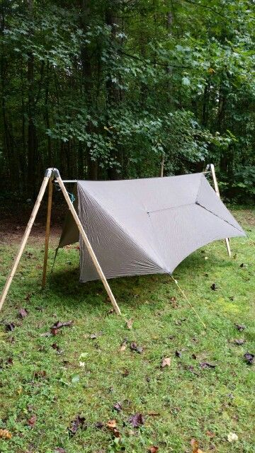 Our TATO GEAR Hammock Stand Also Accomodates Your Favorite Tarp