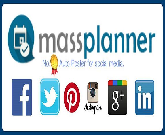 Maybe you are often dealing with manual postings on social media platforms? All your struggles have come to an end as MP is the master of business automation. Sign-up totally free and commence your 5 days trial period within no time. You may auto post on FB, Twitter, Google Plus, Linkedin and etc. MP is authentic deal as you will put your biz on autopilot!!! http://www.massplanner.com/?ap_id=coachshad