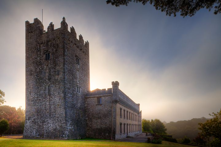 Blackwater Castle - Wedding Venue in Mallow, Cork, Munster, Ireland.