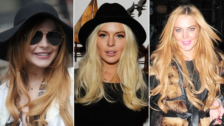 See How Lindsay Lohan's Hair Game Has Evolved Over the Years