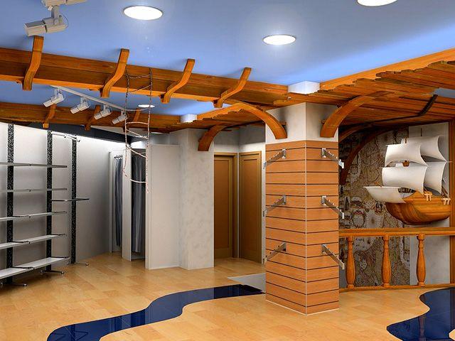 J'adore la boiserie, et les meubles en bois. Si je pouvais, je ferais faire une pièce en bois...