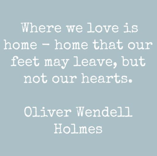 quotes about home and love - photo #5