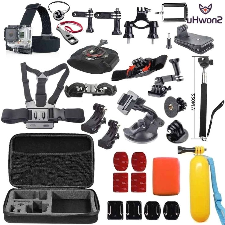 33.52$  Buy here - https://alitems.com/g/1e8d114494b01f4c715516525dc3e8/?i=5&ulp=https%3A%2F%2Fwww.aliexpress.com%2Fitem%2FGoPro-accessories-Set-Shockproof-Bag-Phone-Holder-J-Hook-Mount-suction-cup-for-Go-pro-Hero%2F32642356165.html - Free Shipping Go pro Accessories kit for gopro  hero 5 hero 4 M20 SJ5000 EKEN H9R xiaomi yi accessories sjcam Accessories GS48