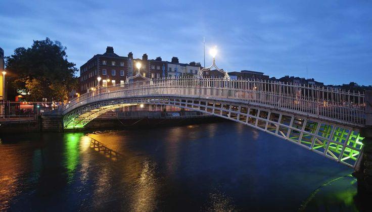 Dublin Luxury Hotel Accommodations | The Conrad Dublin | Ireland #HHWeekend