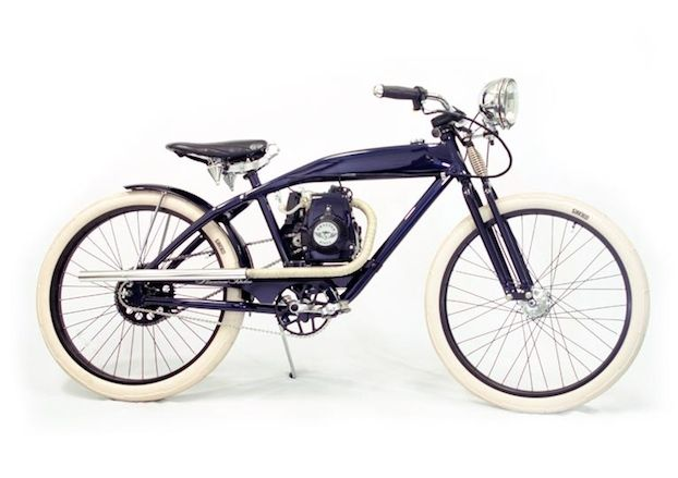 Covet these Beautiful Motorized Bicycles from Phantom Bikes : Discovery News