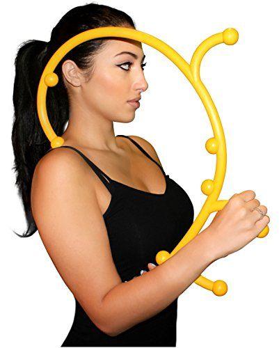 Manual Back Hook Massager Stick