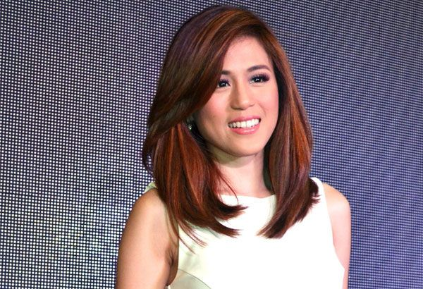 Toni Gonzaga For Heavier Makeup Inspiration Hairstyle Hair Styles Hair