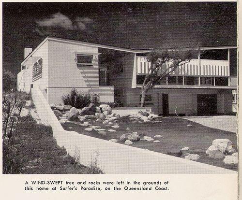 Lovely MCM Gold Coast House. c1959