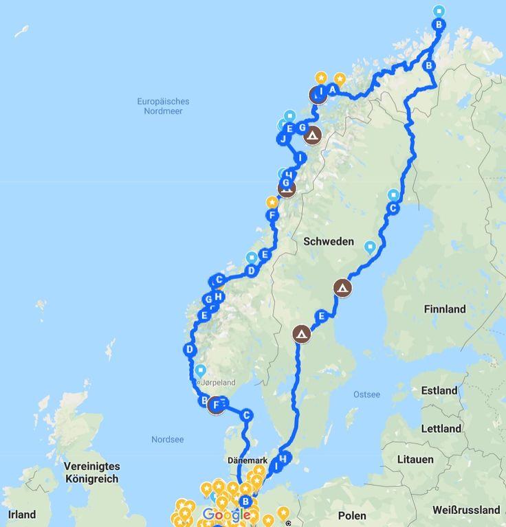 in 24 tagen 8114 km mit dem wohnmobil vom m nsterland zum. Black Bedroom Furniture Sets. Home Design Ideas